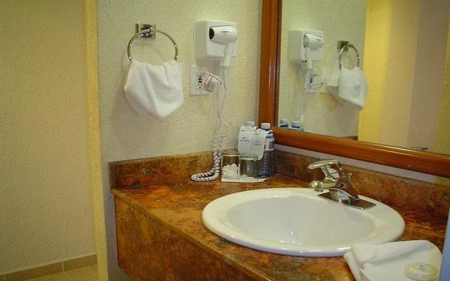 Hotel Misión Veracruz, amenidades de calidad