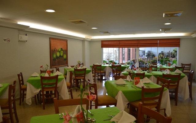 Hotel Misión Veracruz, escenario ideal para disfrutar de los alimentos