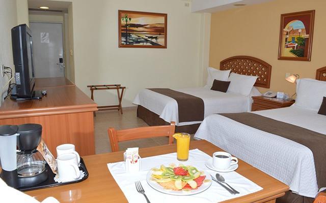 Hotel Misión Veracruz, habitaciones cómodas y acogedoras