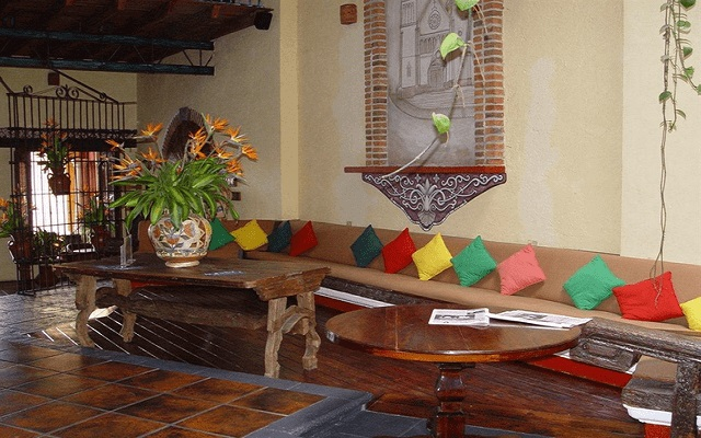 Hotel Misión Xalapa Plaza de las Convenciones, acogedoras áreas comunes