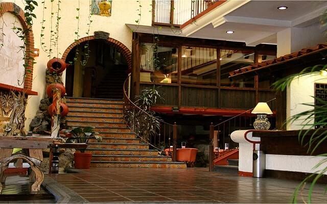Hotel Misión Xalapa Plaza de las Convenciones, ambientes de confort