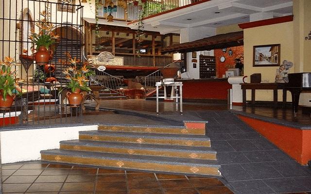 Hotel Misión Xalapa Plaza de las Convenciones, cómodas instalaciones