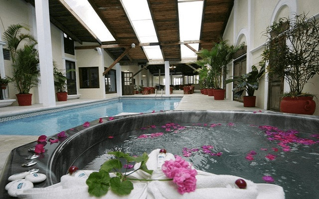 Hotel Misión Xalapa Plaza de las Convenciones, relájate en el jacuzzi