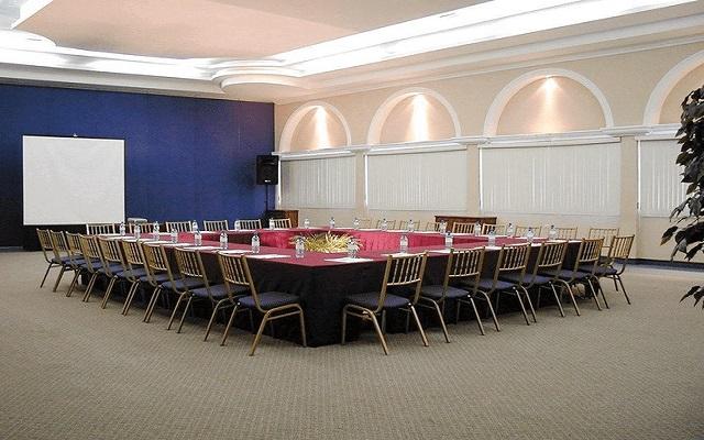 Hotel Misión Xalapa Plaza de las Convenciones, sala de juntas