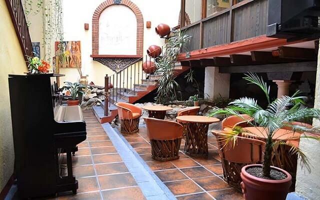 Hotel Misión Xalapa Plaza de las Convenciones, Restaurante La Carreta