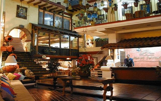 Hotel Misión Xalapa Plaza de las Convenciones, atención personalizada desde el inicio de tu estancia
