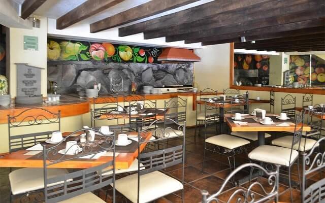 Hotel Misión Xalapa Plaza de las Convenciones, Restaurante La Terraza