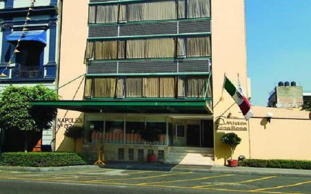 Hotel Misin Express Zona Rosa - Ofertas de hoteles en ...