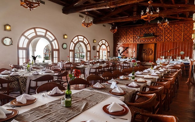 Hotel Mocambo, escenario ideal para tus alimentos