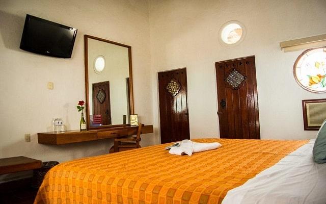 Hotel Mocambo, confort en cada sitio