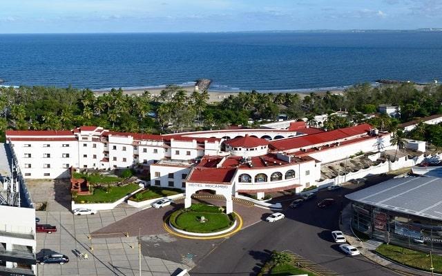 Hotel Mocambo en Boca del Río