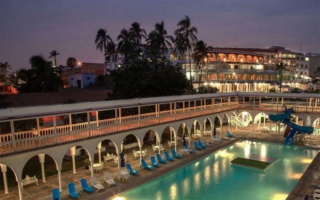 Hotel Mocambo, noches inolvidables