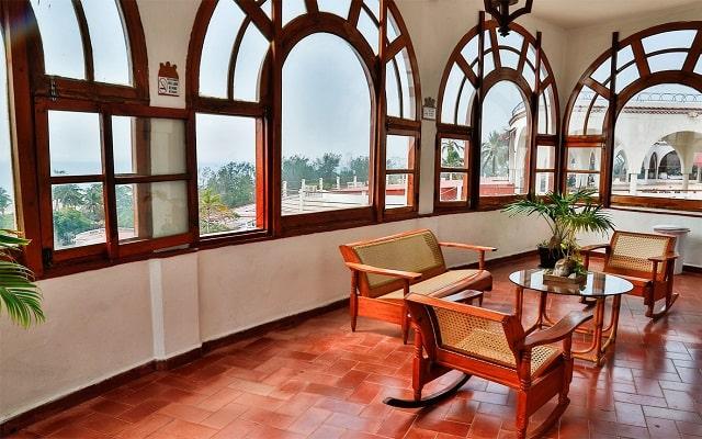 Hotel Mocambo, cómodas instalaciones