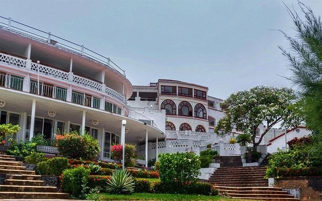 Hotel Mocambo, buena ubicación