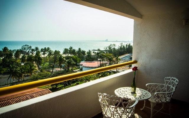 Hotel Mocambo, vistas hermosas