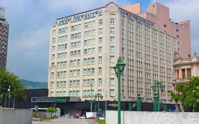 Hotel Monterrey Macroplaza en Monterrey Centro