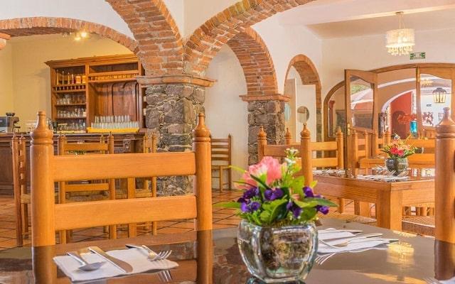 Hotel Monteverde Best Inns, escenario ideal para tus alimentos