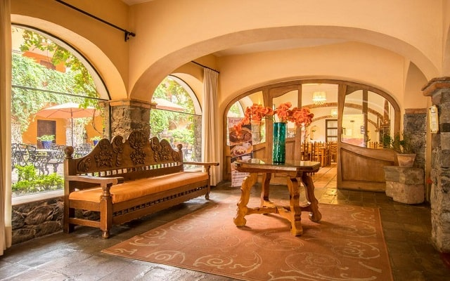 Hotel Monteverde Best Inns, cómodas instalaciones