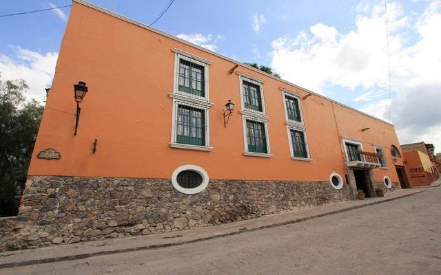 Hotel Monteverde Best Inns, buena ubicación