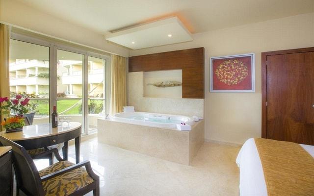 Hotel Moon Palace Cancún, habitaciones con tina de hidromasaje