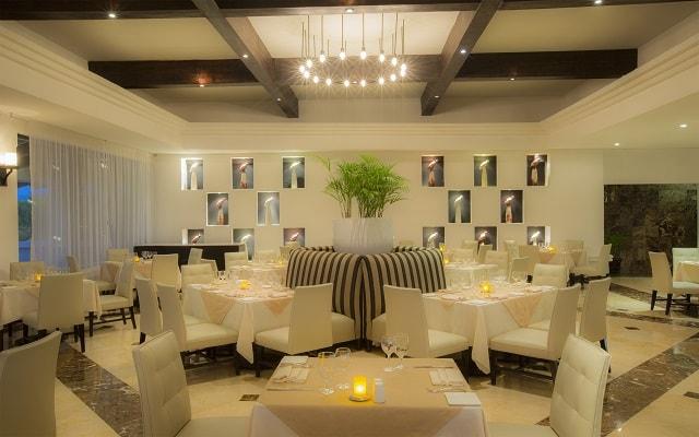 Hotel Moon Palace Cancún, prueba un rico menú de cocina italiana