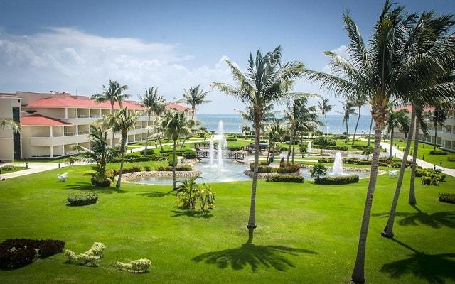 Hotel Moon Palace Cancún, pasea por sus jardines