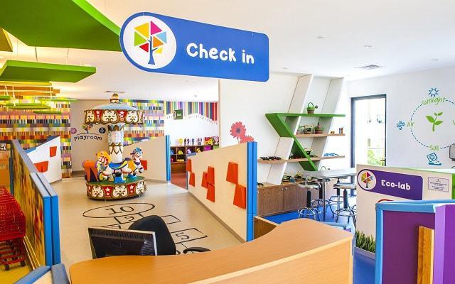 Hotel Moon Palace Cancún, diversión y entretenimiento para los pequeños