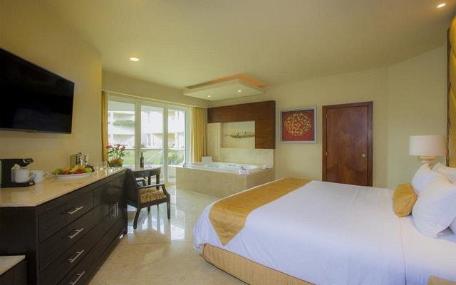 Hotel Moon Palace Cancún, amplias y luminosas habitaciones