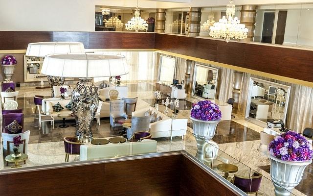 Hotel Moon Palace Cancún, es una lujosa propiedad
