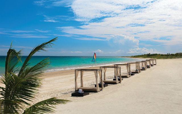 Hotel Moon Palace Cancún, amenidades en cada sitio