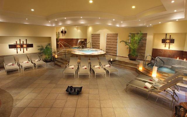 Hotel Moon Palace Cancún, permite que te consientan en el spa