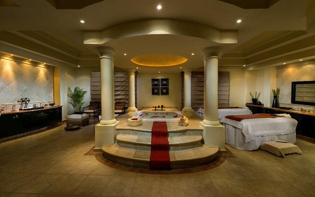 Hotel Moon Palace Cancún, disfruta un masaje
