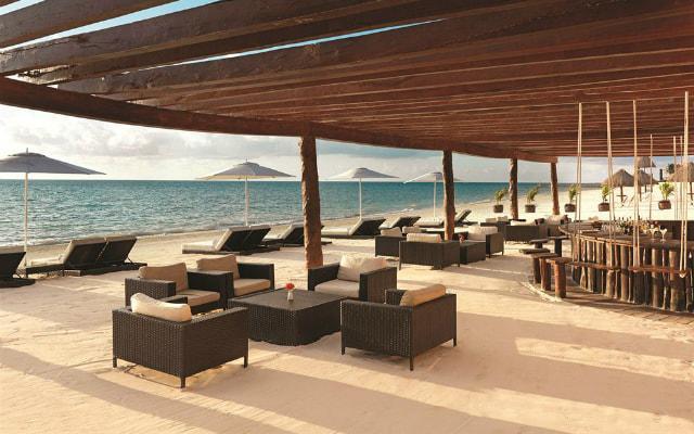 Hotel Moon Palace Cancún, disfruta lindos momentos en la terraza