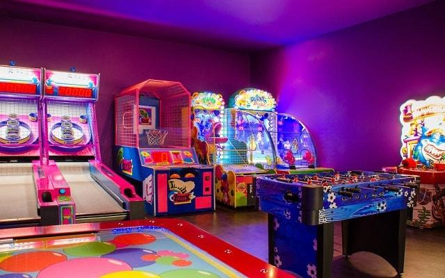 Hotel Moon Palace Cancún, videojuegos