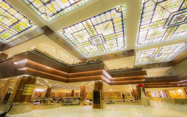 Hotel Moon Palace Cancún, espacios de diseño