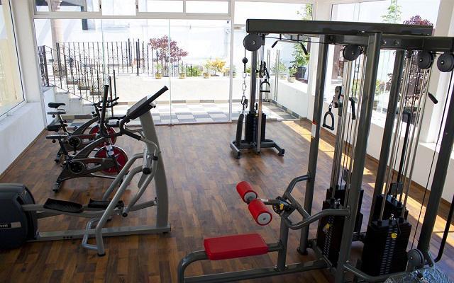Visita las instalaciones del gimnasio