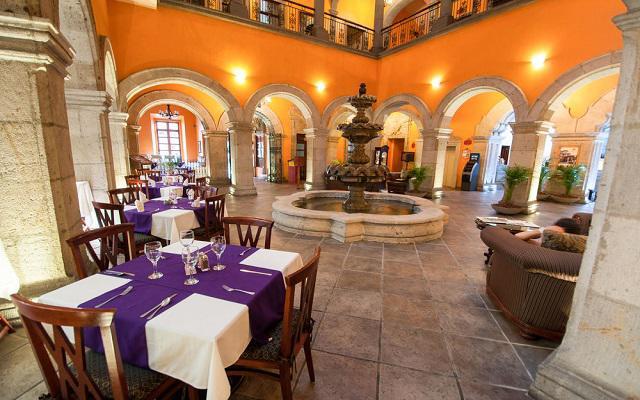 El Ruedo es el restaurante de cocina mexicana e internacional
