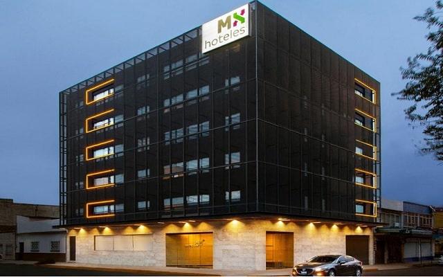 Hotel MX aeropuerto en Aeropuerto