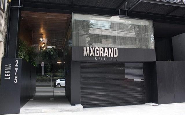 Hotel MX Grand Suites en Reforma
