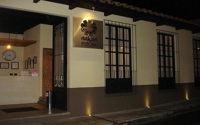 Hotel NakAn Secreto Maya en Comitán