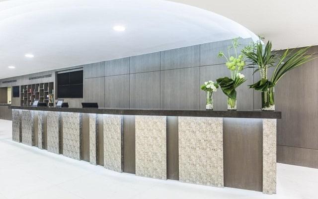 Hotel NH Collection México City Reforma, atención personalizada desde el inicio de tu estancia