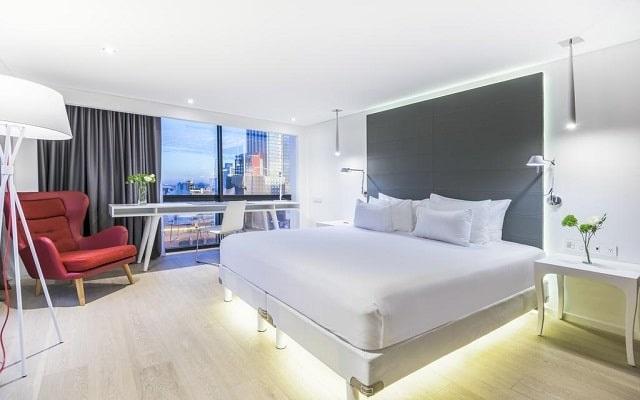 Hotel NH Collection México City Reforma, espacios diseñados para tu descanso