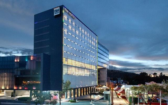 Hotel NH México City Valle Dorado en Norte