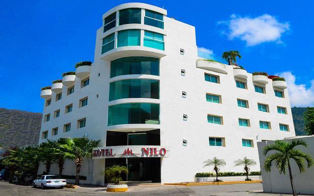 Hotel Nilo en Zona Dorada