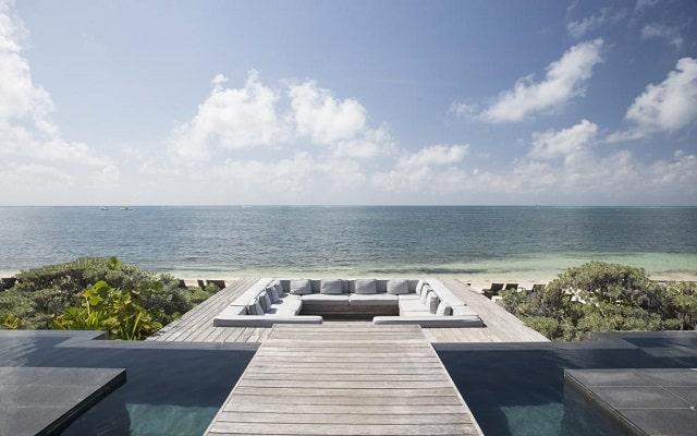 Hotel Nizuc Resort and Spa, vistas hermosas