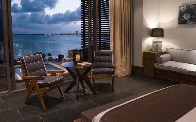 Hotel Nizuc Resort and Spa, espacios de diseño
