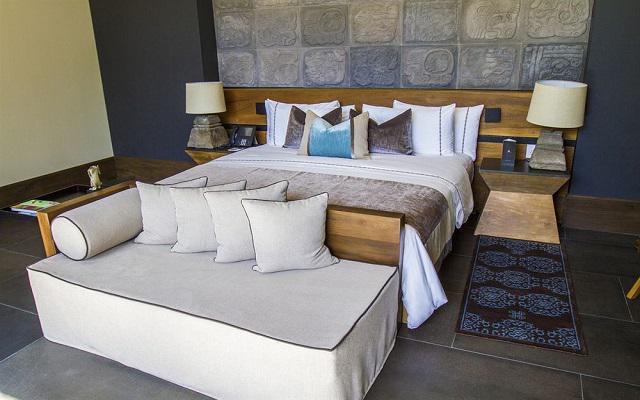 Hotel Nizuc Resort and Spa, habitaciones bien equipadas