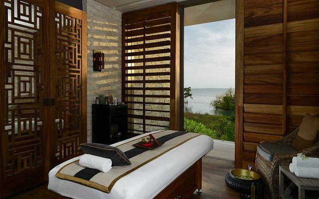 Hotel Nizuc Resort and Spa, permite que te consientan con un masaje