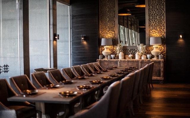Hotel Nizuc Resort and Spa, buena propuesta gastronómica