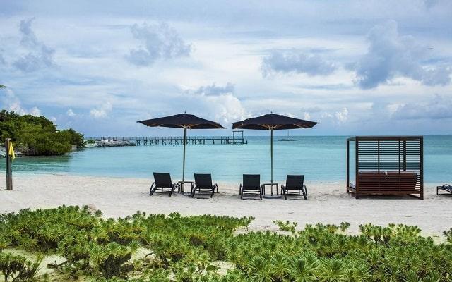 Hotel Nizuc Resort and Spa, relájate en la playa